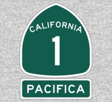 PCH - CA Highway 1 - Pacifica Kids Clothes