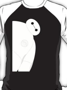 Curious Baymax T-Shirt