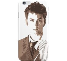 Doctor Who 10.5 iPhone Case/Skin