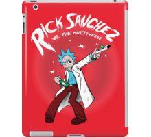 Rick Sanchez Vs. The Multiverse shirt hoodie pillow iphone ipad case iPad Case/Skin