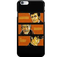 Sandshoes, Grandad & Chinny iPhone Case/Skin