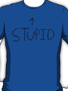 Green Day Stupid Baseball Tee T-Shirt