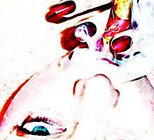Femme cigar by Redlight-Art