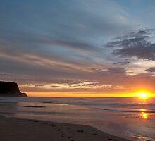 Sun Rises by Sandra McArthur