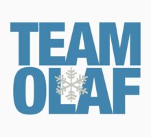 Frozen - Team OLAF! by Call-me-dickie