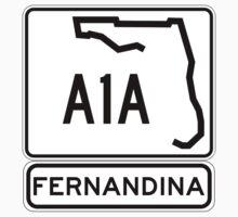 A1A - Fernandina Beach, Florida by IntWanderer