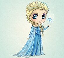 Elsa by Katie Corrigan