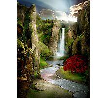 Shangri-La River Photographic Print
