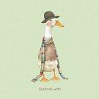 Ducktor Who by Katie Corrigan