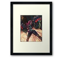 Vi League of Legends Framed Print