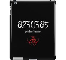 Abraham Setrakian - The Strain iPad Case/Skin
