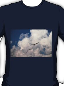 seagull fly in the sky T-Shirt