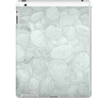 background stones in the quarry iPad Case/Skin