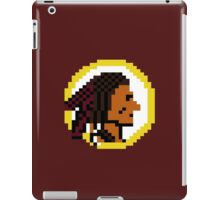 Throwback Redskins 8Bit - 3squire iPad Case/Skin