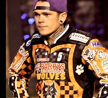 Tai Woffinden posing by ejrphotography