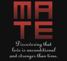 Mate (Soul & Mate Couples Design) by 2E1K