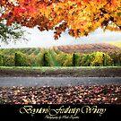Feathertop in Autumn by Mieke Boynton