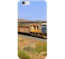 Off to the port iPhone Case/Skin
