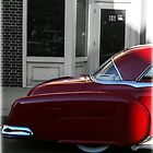 Chevy in Vintage Red  by ArtbyDigman