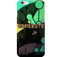 Generate_Portable- Day iPhone Case/Skin