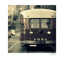 1061 Cable Car by stado