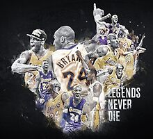 "Kobe Bryant - ""Legends Never Die"" by RhinoEdits"
