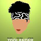 Minimalist Posters: Zoolander by JordanDefty