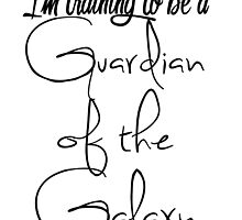 Training to be a guardian of the galaxy by redroseses