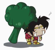 Brolly Broccoli T-Shirt