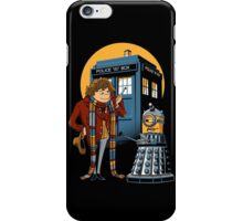 Doctor Gru iPhone Case/Skin