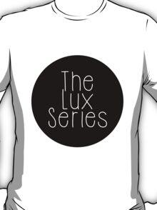 The Lux Series - Black Circle T-Shirt