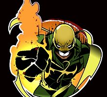 Ironfist by spikeani
