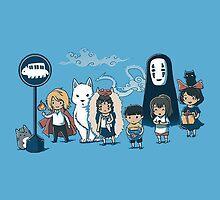 MIyazaki - All Characters Mix by Mellark90