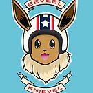 Eeveel Knievel by Alex Clark