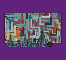 Generate_Maze by James Heffernan