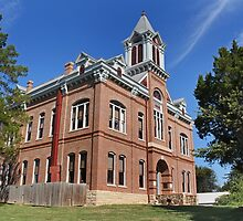 powhatan courthouse by cliffordc1