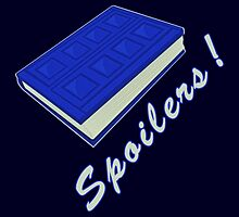 Spoilers!- River Song Book Doctor Who by Mellark90