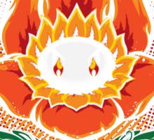 Fire Power Sticker