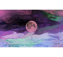 Moon River Photographic Print