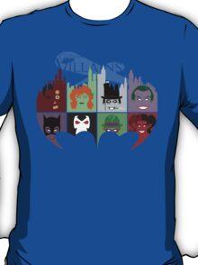 Gotham Villains T-Shirt