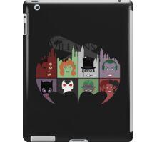 Gotham Villains iPad Case/Skin