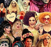 BenDeLaCreme/Jinkx Monsoon by tris4raht0ps