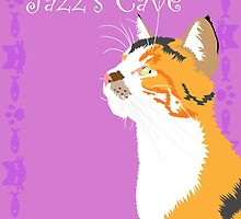 Jazz's Cave by DragonroseWorks