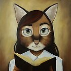 Ella Catson by kaydi-did-art