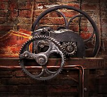 Steampunk - No 10 by Mike  Savad