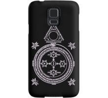 Magical Circle of King Solomon INVERTED Samsung Galaxy Case/Skin