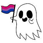 Bisexual Pride Ghost by RessQ