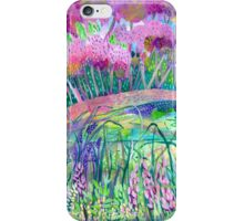 Spring is Sprung iPhone Case/Skin