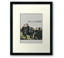 Outlander - The MacKenzies Framed Print