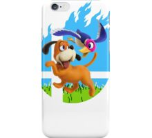 Smash Duck Hunt! iPhone Case/Skin